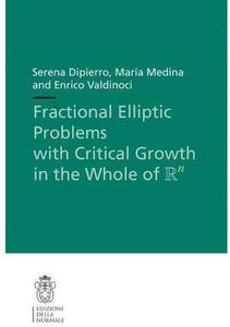 Fractional Elliptic Problems with Critical Growth in the Whole of R^n