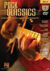 Hal Leonard: Guitar Play-Along: Volume 14 - Rock Classics