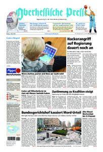 Oberhessische Presse Marburg/Ostkreis - 02. März 2018