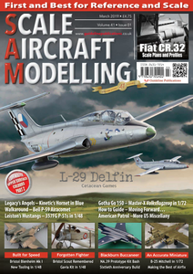 Scale Aircraft Modelling International - March 2019