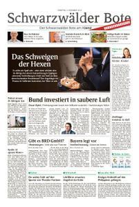 Schwarzwälder Bote Sulz - 04. Dezember 2018