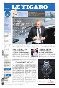 Le Figaro du Mercredi 17 Juillet 2019