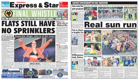 Express and Star Sandwell Edition – September 02, 2019