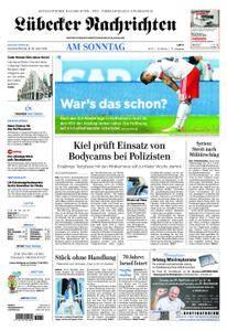 Lübecker Nachrichten Ostholstein Süd - 15. April 2018