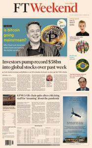Financial Times Asia - February 13, 2021