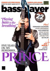 Bass Player - June 2021