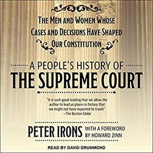 """A People's History of the Supreme Court [Audiobook]"