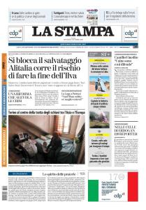 La Stampa Torino Provincia e Canavese - 21 Novembre 2019