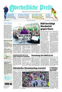Oberhessische Presse Marburg/Ostkreis - 02. März 2019