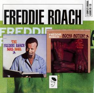 Freddie Roach - The Soul Book / Mocha Motion (1966-1967) {Prestige--BGP Records CDBGPD 122 rel 1998}