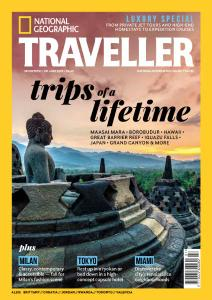 National Geographic Traveller UK - July-August 2019