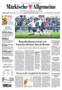 Neue Oranienburger Zeitung - 25. März 2019