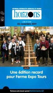 Horizons Centre Ile-de-France – 21 novembre 2019