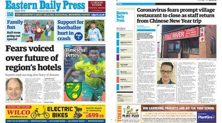 Eastern Daily Press – February 13, 2020