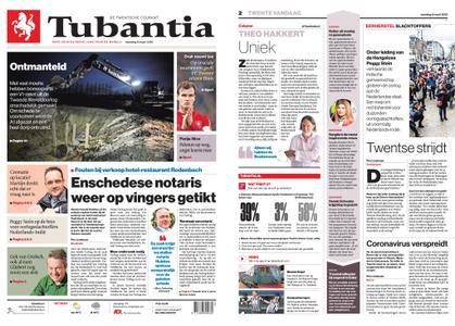 Tubantia - Enschede – 09 maart 2020