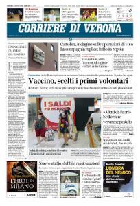 Corriere di Verona – 02 agosto 2020