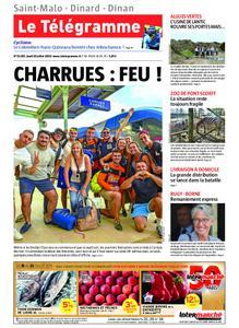 Le Télégramme Saint Malo – 18 juillet 2019