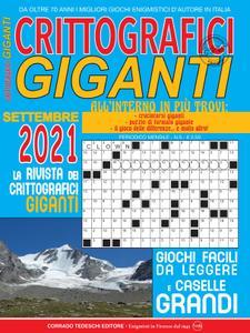 Crittografici Giganti – settembre 2021
