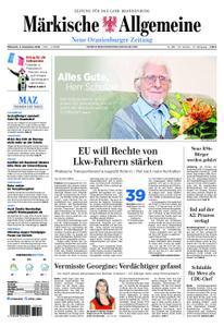Neue Oranienburger Zeitung - 05. Dezember 2018