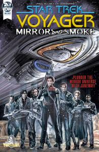 Star Trek-Voyager-Mirrors and Smoke 2019