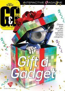 Gadgets and Gizmos - October 2016
