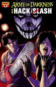 Army of Darkness vs Hack-Slash 04 of 06 2 covers 2013 Phatman516