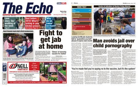 Evening Echo – May 08, 2021