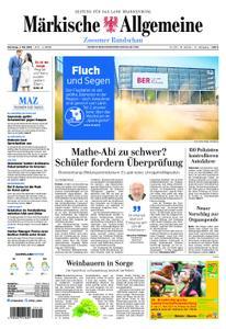 Märkische Allgemeine Zossener Rundschau - 07. Mai 2019