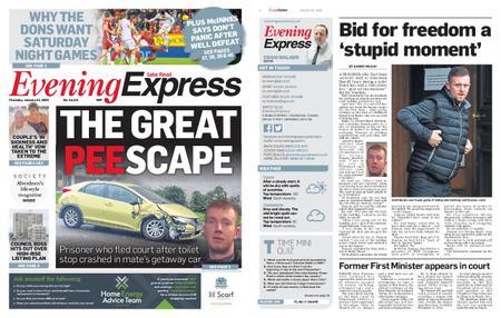 Evening Express – January 23, 2020