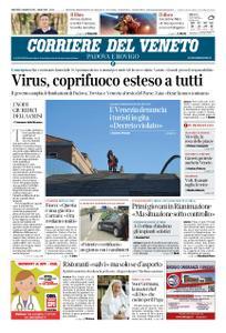 Corriere del Veneto Padova e Rovigo – 10 marzo 2020