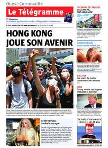 Le Télégramme Ouest Cornouaille – 22 juin 2019