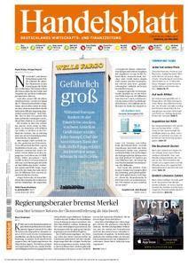 Handelsblatt - 30. Mai 2016