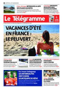 Le Télégramme Guingamp – 15 mai 2020