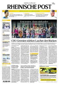 Rheinische Post – 13. April 2021