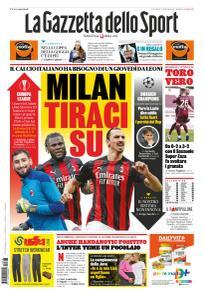 La Gazzetta dello Sport - 18 Marzo 2021