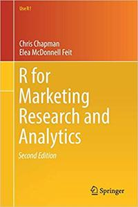 R For Marketing Research and Analytics  vol 2