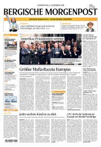 Solinger Morgenpost – 06. Dezember 2018