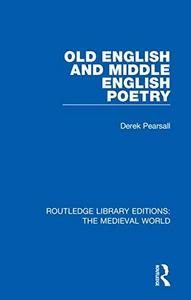 Old English and Middle English Poetry