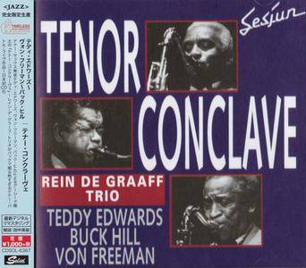 Rein De Graaff Trio - Tenor Conclave (1992) {2015 Japan Timeless Jazz Master Collection Complete Series}
