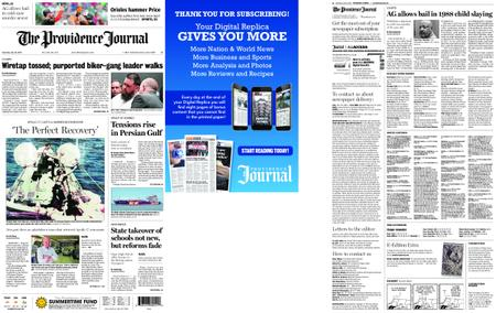The Providence Journal – July 20, 2019