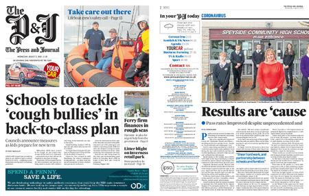 The Press and Journal Moray – August 05, 2020