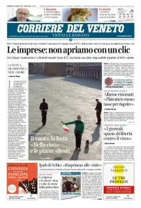 Corriere del Veneto Vicenza e Bassano – 26 aprile 2020