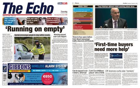 Evening Echo – October 08, 2020