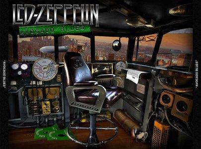 Led Zeppelin - Avocado Blues (2CD) (2008) {Liquid Led} **[RE-UP]**