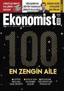 Ekonomist – 01 Kasım 2019