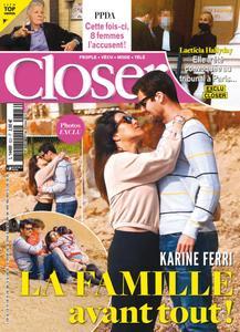 Closer France - 19 mars 2021