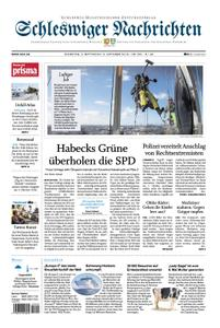 Schleswiger Nachrichten - 02. Oktober 2018