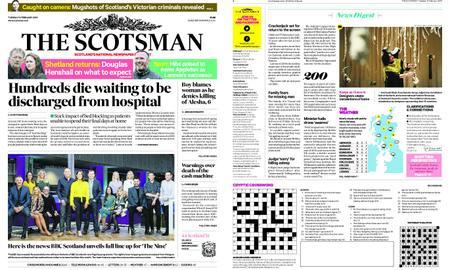 The Scotsman – February 12, 2019