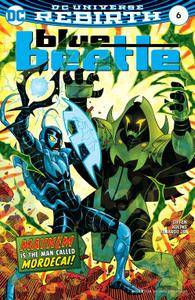 Blue Beetle 006 2017 2 covers Digital Zone-Empire