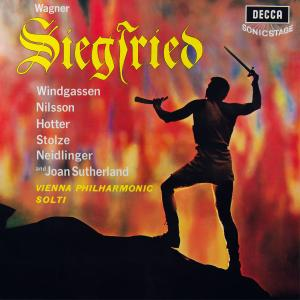 Georg Solti, Wiener Philharmoniker - Wagner: Siegfried (1963) (4CD Box Set)